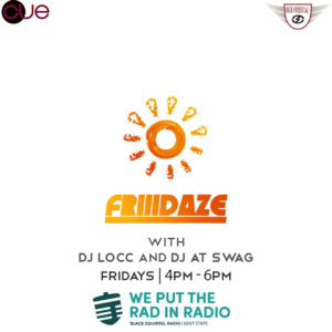 Friiidaze Logo