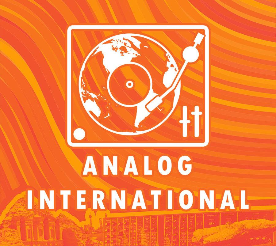 Analog International logo