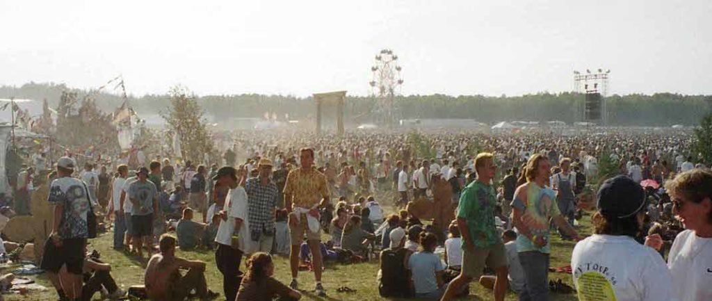 Photo from Photo from https://en.wikipedia.org/wiki/Phish_festivals