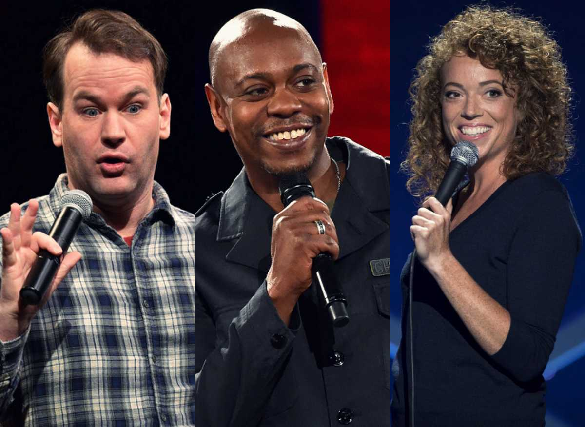 Best Comedy Specials of 2017