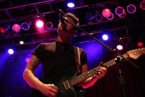 Photo of Wrecks guitarist