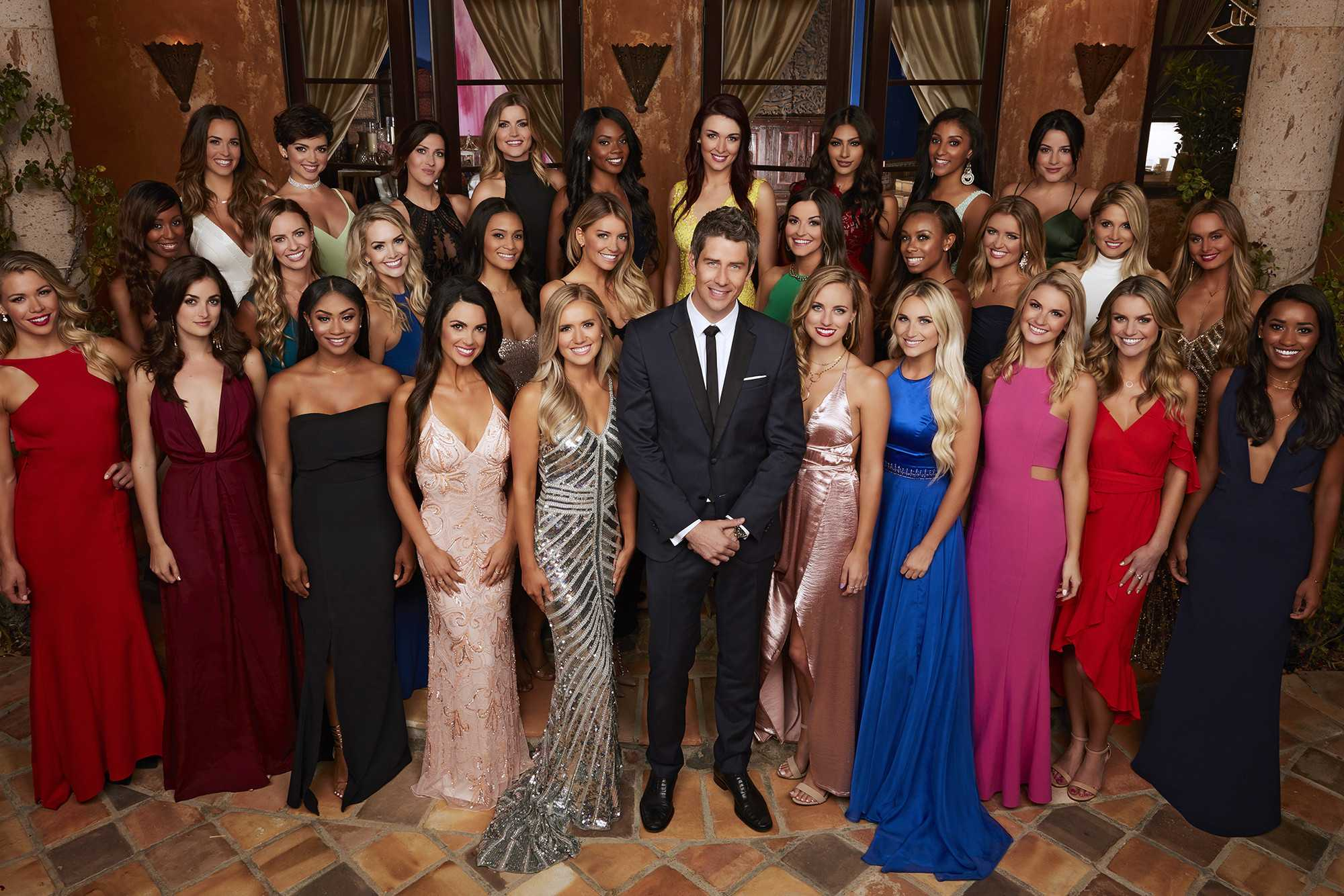 Photo of the Bachelor Cast