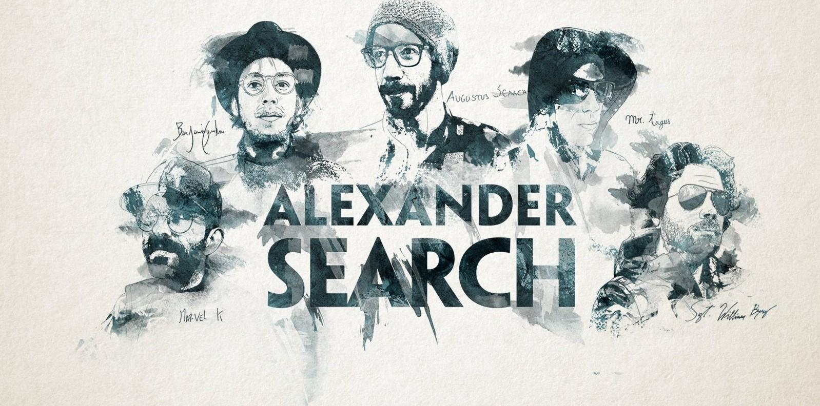 Alexander Search: The Marriage of Music with the Multiplicity of Being