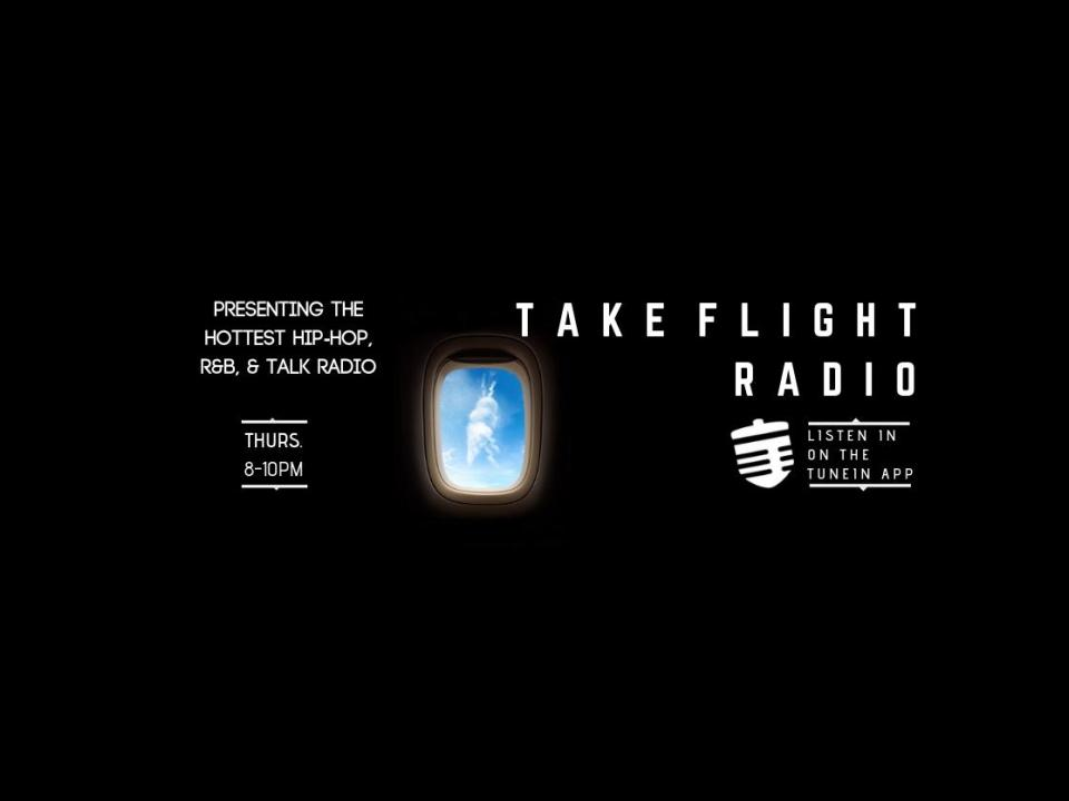 BSR Show of the Week: Take Flight Radio - Black Squirrel Radio
